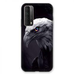 Coque Pour Huawei P Smart (2021) Aigle Royal Noir