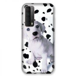 Coque Pour Huawei P Smart (2021) Chien Dalmatien