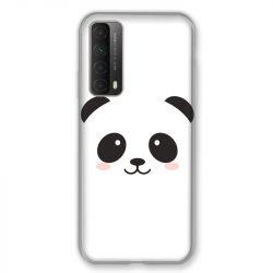 Coque Pour Huawei P Smart (2021) Panda Blanc