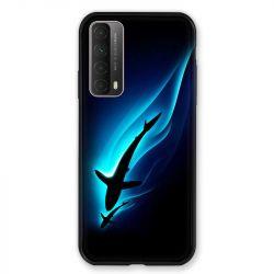 Coque Pour Huawei P Smart (2021) Requin Noir