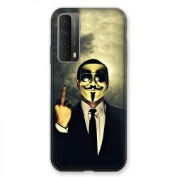 Coque Pour Huawei P Smart (2021) Anonymous Doigt