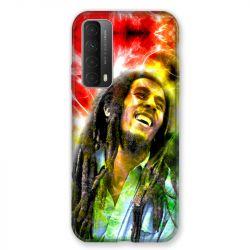 Coque Pour Huawei P Smart (2021) Bob Marley Color