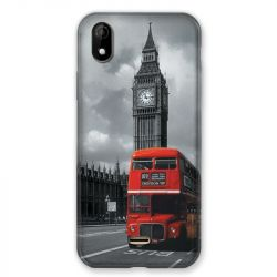 Coque Pour Wiko Y61 Angleterre London Bus