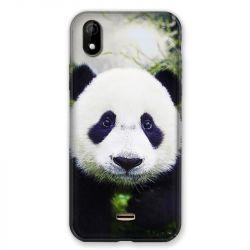 Coque Pour Wiko Y61 Panda Color