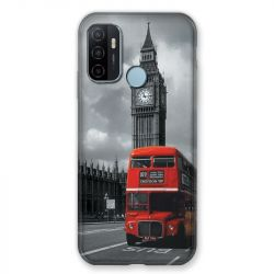 Coque Pour Oppo A53 / A53S Angleterre London Bus