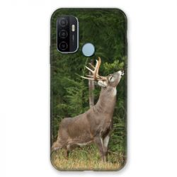 Coque Pour Oppo A53 / A53S Cerf