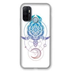 Coque Pour Oppo A53 / A53S Animaux Maori Tortue Color