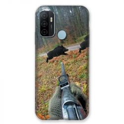 Coque Pour Oppo A53 / A53S Chasse Vision Tir