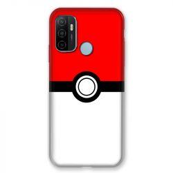 Coque Pour Oppo A53 / A53S Pokemon Pokeball