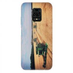 Coque Pour Xiaomi Redmi Note 9S / 9 Pro Agriculture Moissonneuse