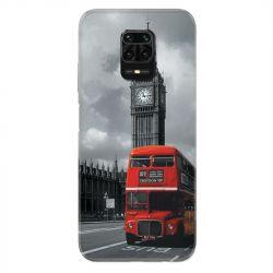 Coque Pour Xiaomi Redmi Note 9S / 9 Pro Angleterre London Bus