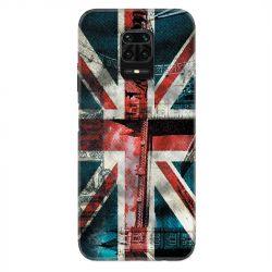Coque Pour Xiaomi Redmi Note 9S / 9 Pro Angleterre UK Jean's