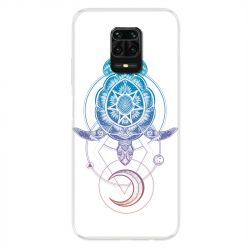 Coque Pour Xiaomi Redmi Note 9S / 9 Pro Animaux Maori Tortue Color