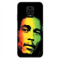 Coque Pour Xiaomi Redmi Note 9S / 9 Pro Bob Marley 2