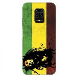 Coque Pour Xiaomi Redmi Note 9S / 9 Pro Bob Marley Drapeau