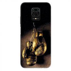 Coque Pour Xiaomi Redmi Note 9S / 9 Pro Boxe Gant Vintage