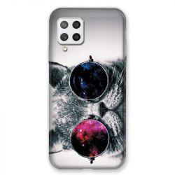 Coque Pour Samsung Galaxy A42 Chat Fashion
