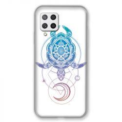 Coque Pour Samsung Galaxy A42 Animaux Maori Tortue Color