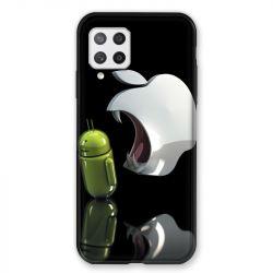 Coque Pour Samsung Galaxy A42 Pomme Dent
