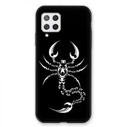 Coque Pour Samsung Galaxy A42 Scorpion Noir