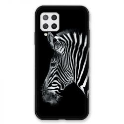 Coque Pour Samsung Galaxy A42 Savane Zebra