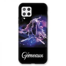 Coque Pour Samsung Galaxy A42 Signe Zodiaque 2 Gémeaux