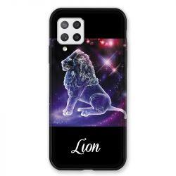 Coque Pour Samsung Galaxy A42 Signe Zodiaque 2 Lion