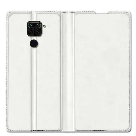Housse Cuir Portefeuille Pour Xiaomi Redmi Note 9S / 9 Pro Personnalisee