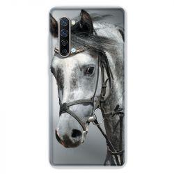Coque Pour Oppo Find X2 Lite / Reno 3 Cheval Blanc