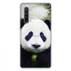 Coque Pour Oppo Find X2 Lite / Reno 3 Panda Color