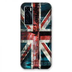 Coque Pour Vivo Y70 Angleterre UK Jean's