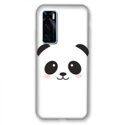 Coque Pour Vivo Y70 Panda Blanc