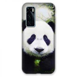 Coque Pour Vivo Y70 Panda Color
