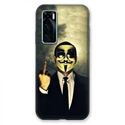 Coque Pour Vivo Y70 Anonymous Doigt