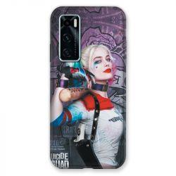 Coque Pour Vivo Y70 Harley Quinn Batte