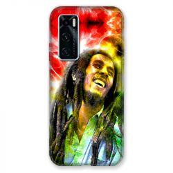 Coque Pour Vivo Y70 Bob Marley Color