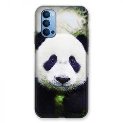 Coque Pour Oppo Reno 4 Panda Color