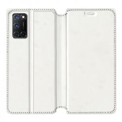 Housse Cuir Portefeuille Pour Oppo A72 Personnalisee