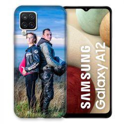 Coque Pour Samsung Galaxy A12 Personnalisee