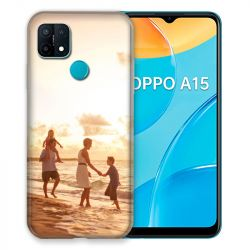 Coque Pour Oppo A15 Personnalisee
