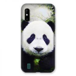 Coque Pour Wiko Y81 Panda Color