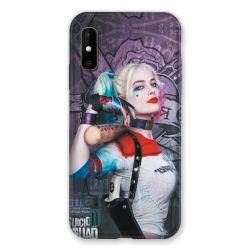 Coque Pour Wiko Y81 Harley Quinn Batte
