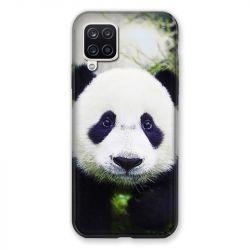 Coque Pour Samsung Galaxy A12 Panda Color