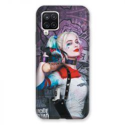 Coque Pour Samsung Galaxy A12 Harley Quinn Batte