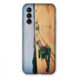 Coque Pour Samsung Galaxy S21 Agriculture Moissonneuse