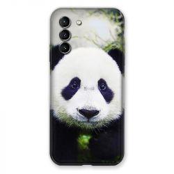 Coque Pour Samsung Galaxy S21 Panda Color