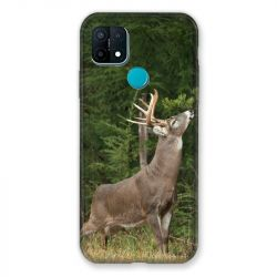 Coque Pour Oppo A15 Cerf