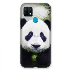 Coque Pour Oppo A15 Panda Color