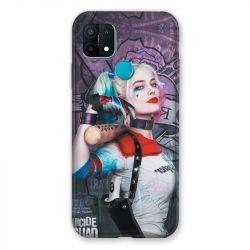 Coque Pour Oppo A15 Harley Quinn Batte