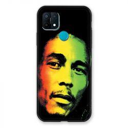 Coque Pour Oppo A15 Bob Marley 2
